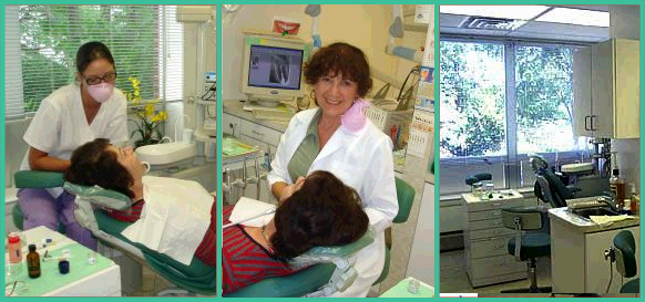 Dentist working in Dentist  Profesional Office.